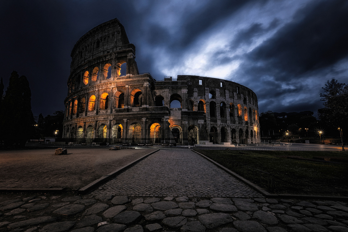 Dark Coliseum