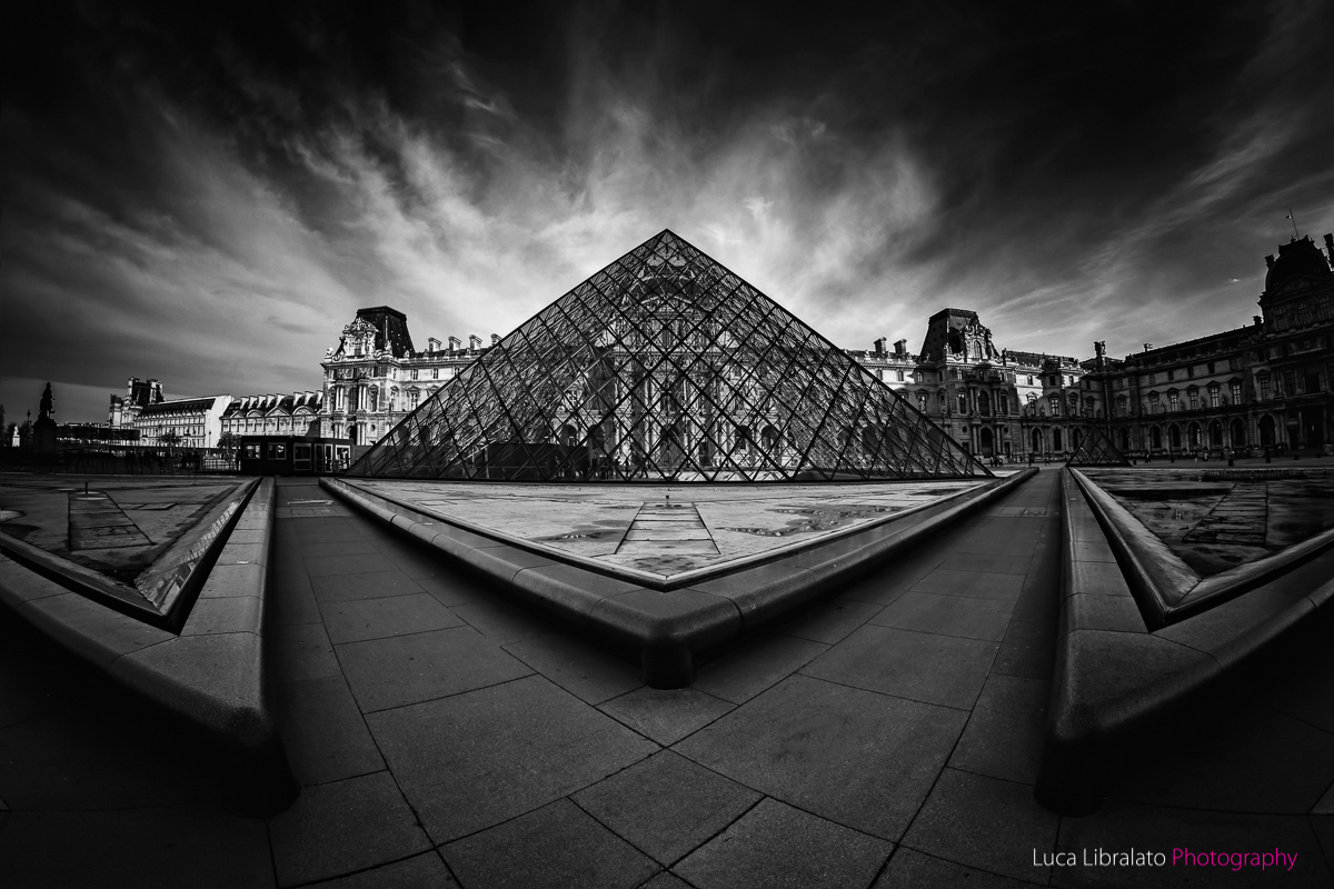 The Dark Side Of The Louvre
