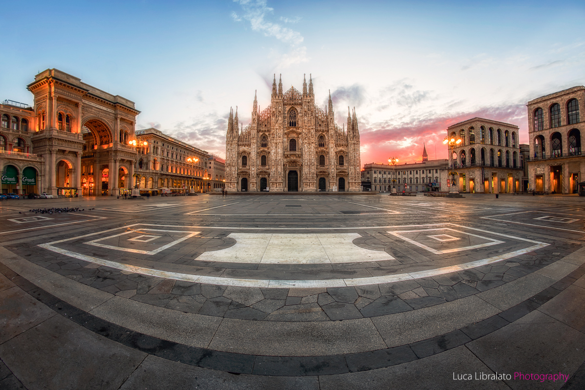 Il Duomo Di Milano (Fisheye)
