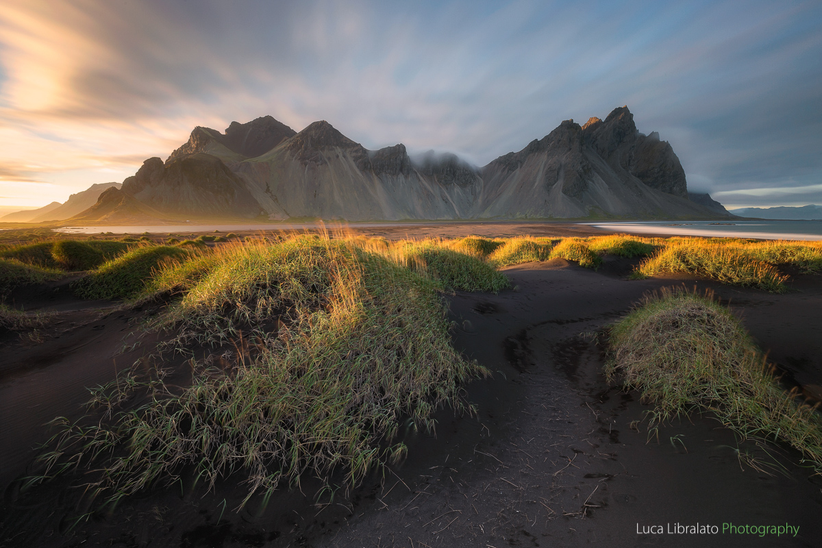 Golden Vestrahorn