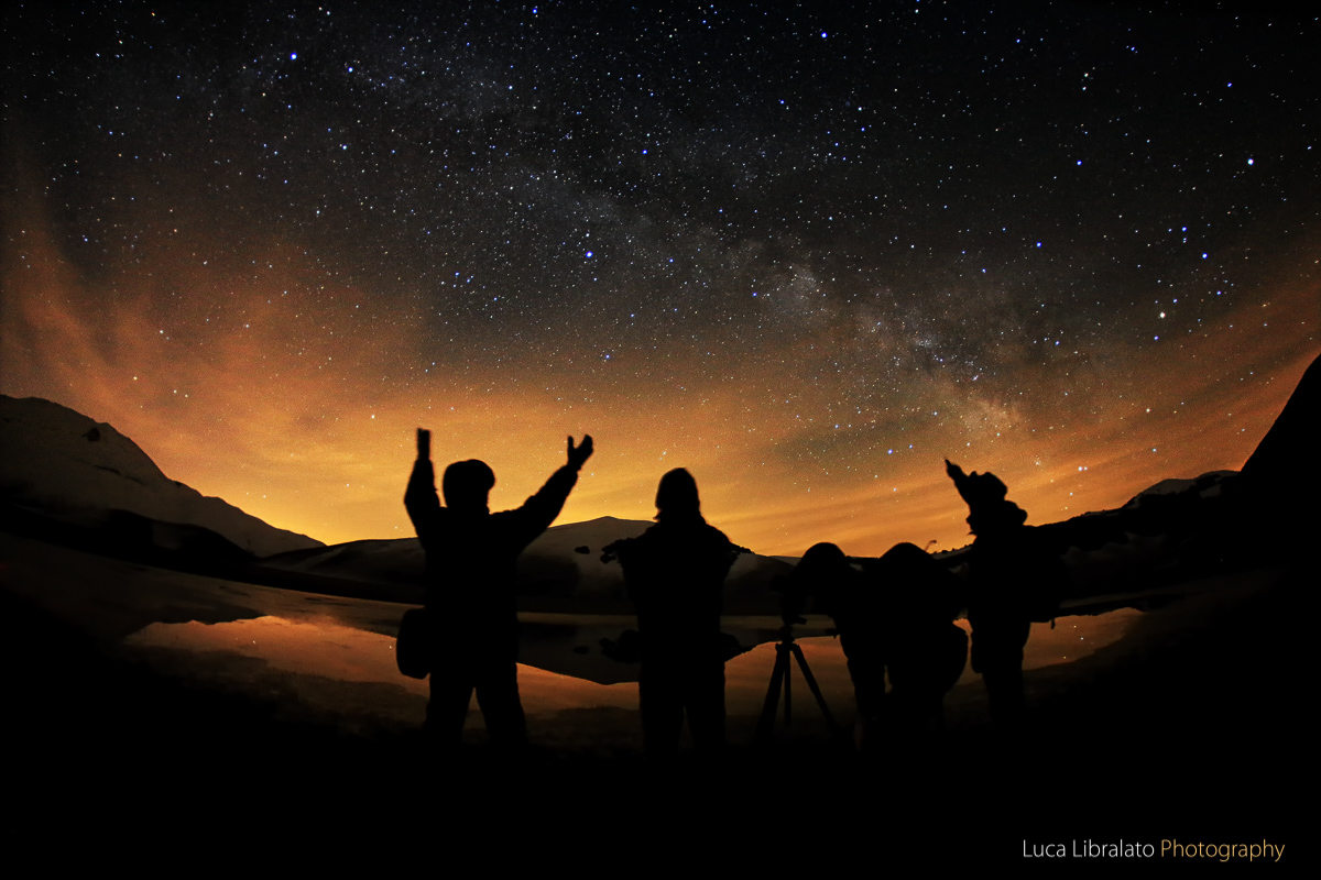 Milky Way Friends