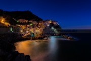 Manarola By Night