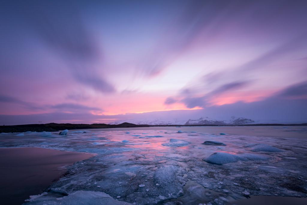 Jokulsarlon Iceberg - Iceland