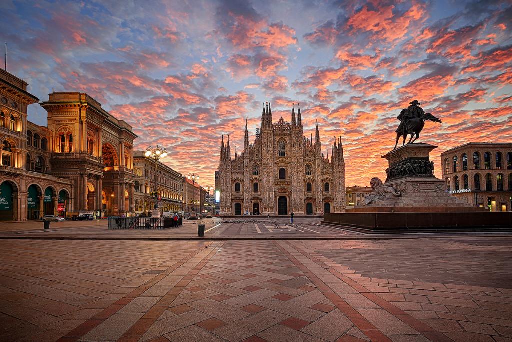 Milano Ready For Expo