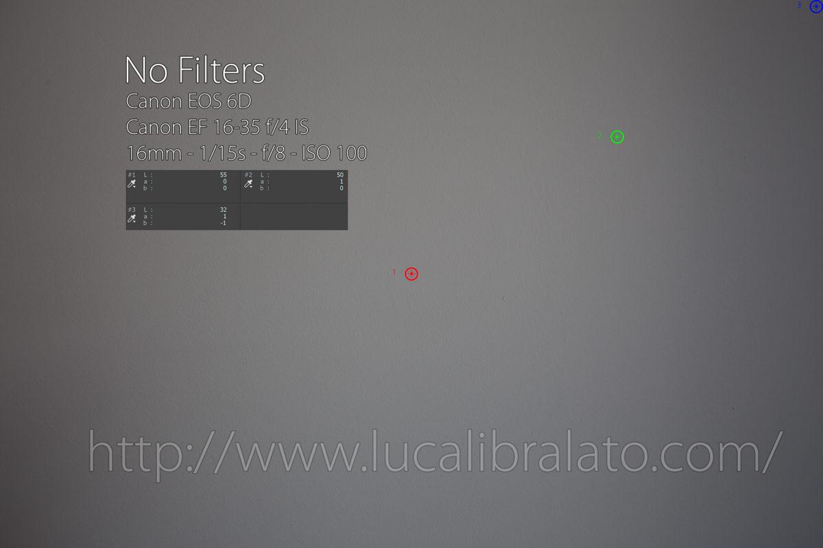 No Filters Vignette