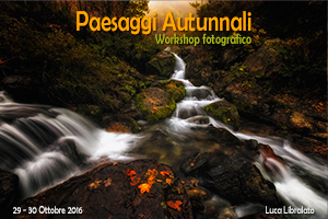 Workshop Val Di Pesio 2016