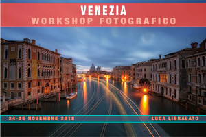 Workshop Fotografico A Venezia