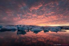 Fire And Ice (Jokulsarlon - Iceland)