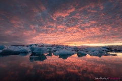 Fire And Ice (Jokulsarlon - Iceland)