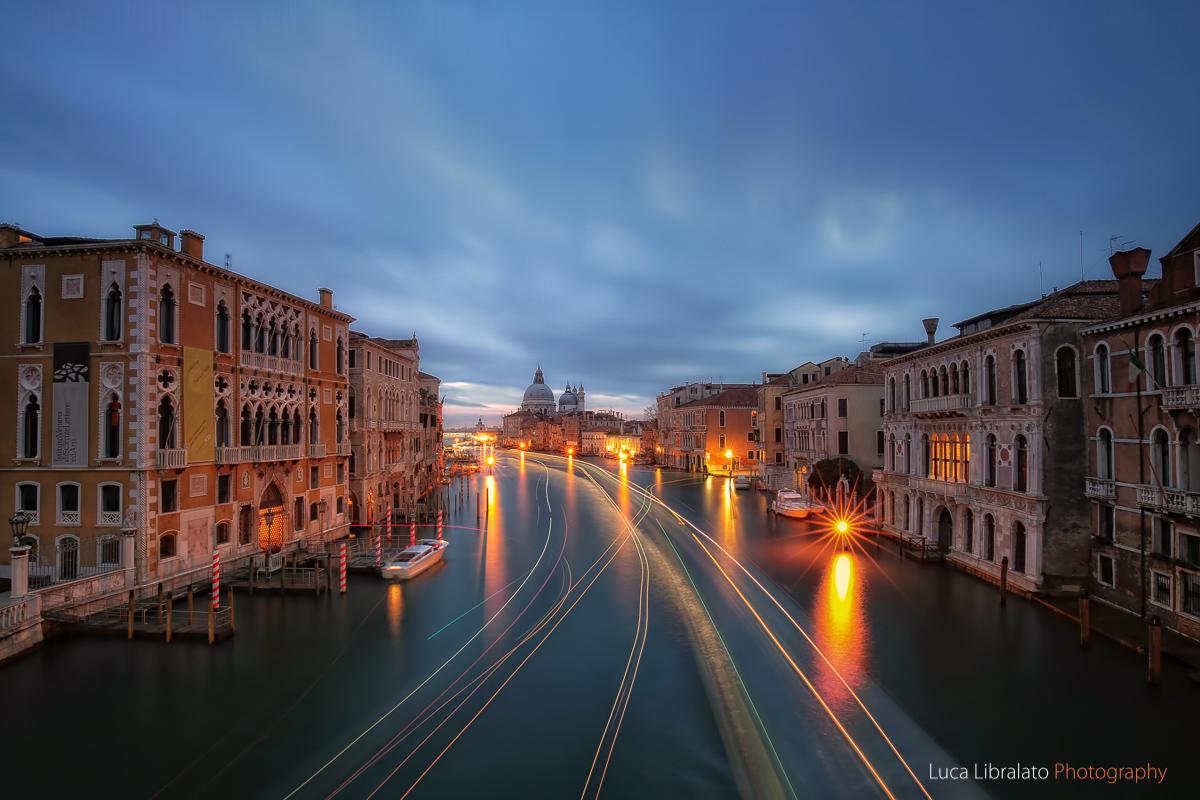 Venetian Trails