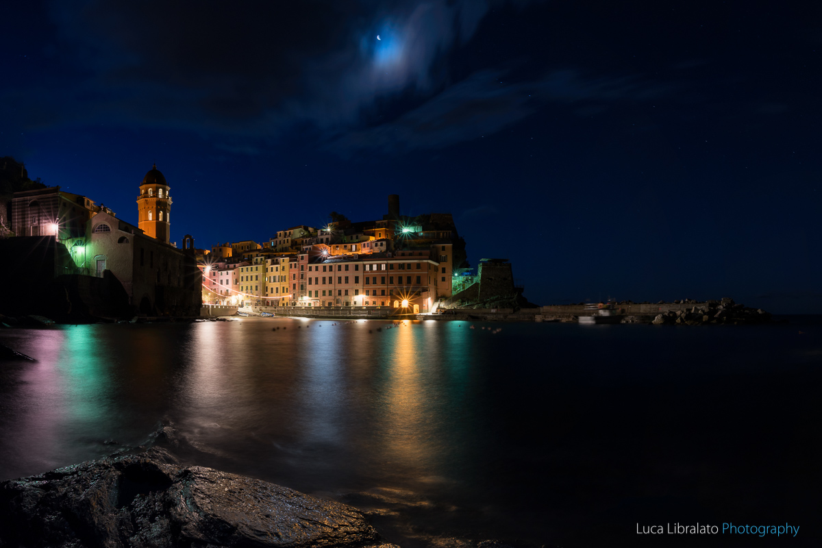 Vernazza Moonlight