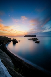 Ventotene - Blue Hour