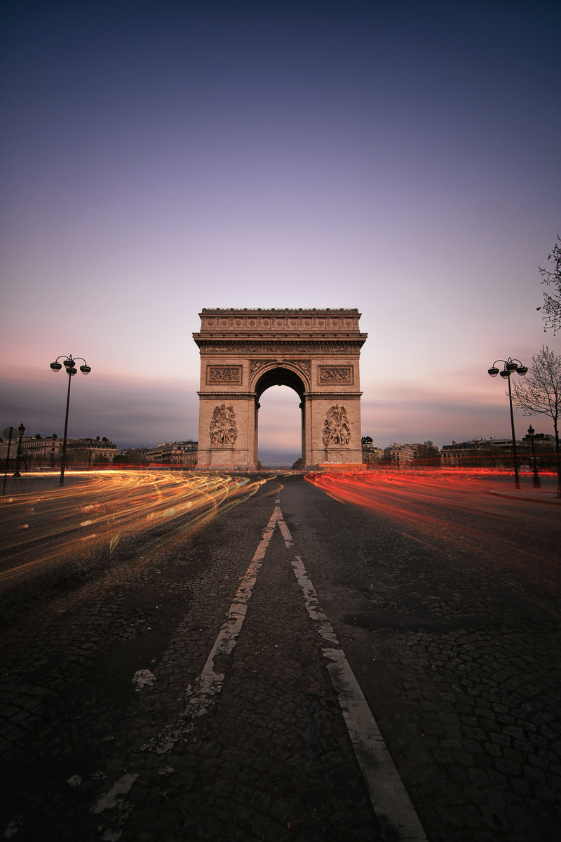 le_paris_arc_de_triomphe